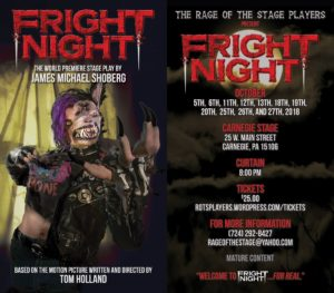 Fright Night the Play