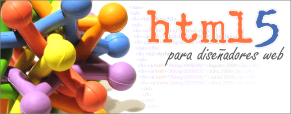 HTML 5 para diseñadores web