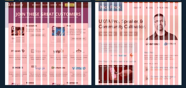 Diseño web con grillas