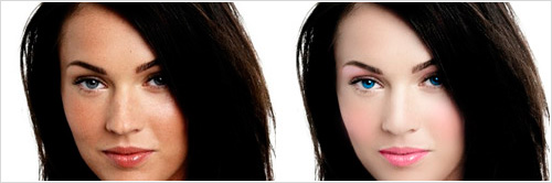 Crear una miagen de retrato en Photoshop
