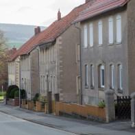 Typische Thüster Häuser