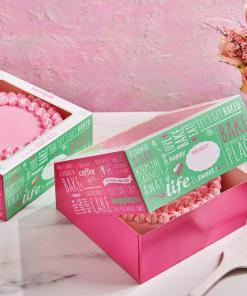 Taart/ Cupcake Doos