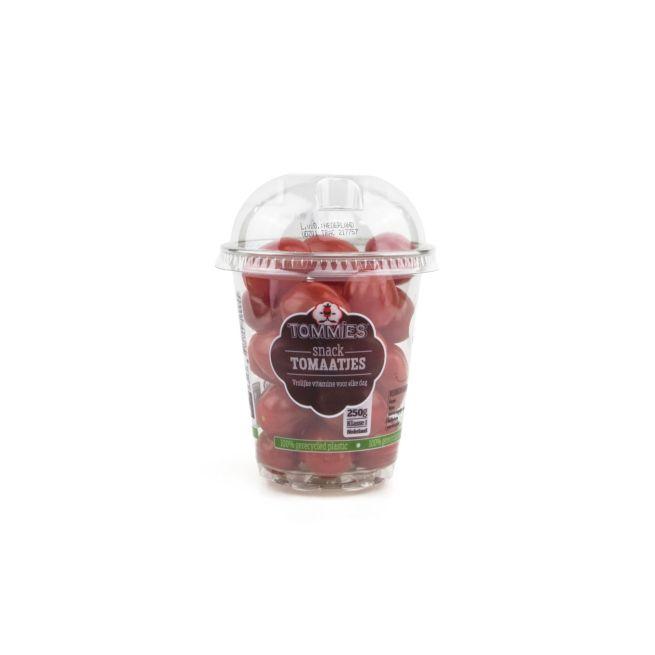 Tomaten (snoep) per 250 gram