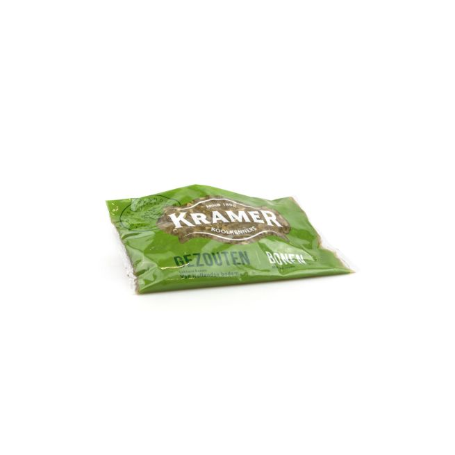 Zoute bonen per 500 gram