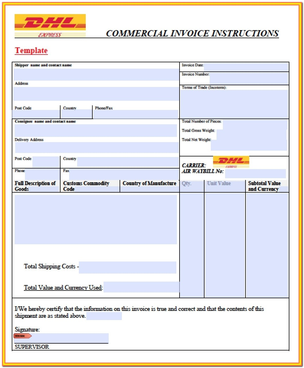 Fillable Form Sample