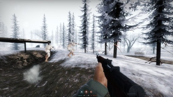 Day of Infamy Snow
