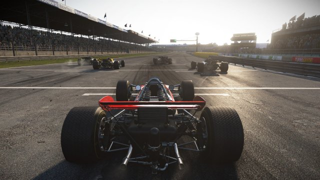 Project Cars - No Racing Lines