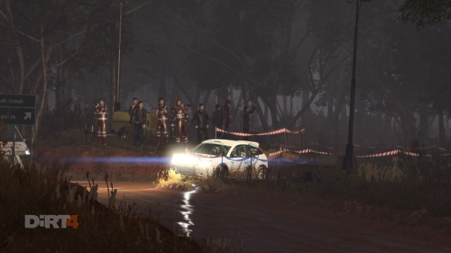 Dirt 4 - Rally Stage