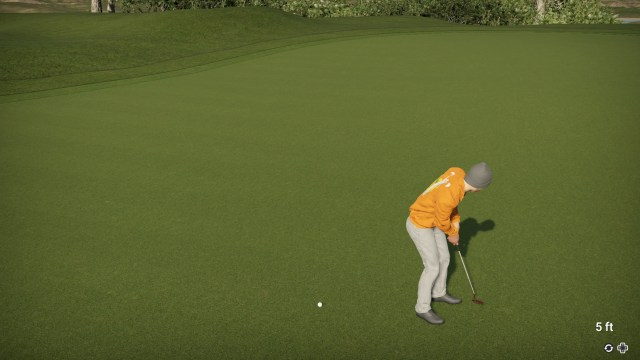 The Golf Club 2 - Wrong Way
