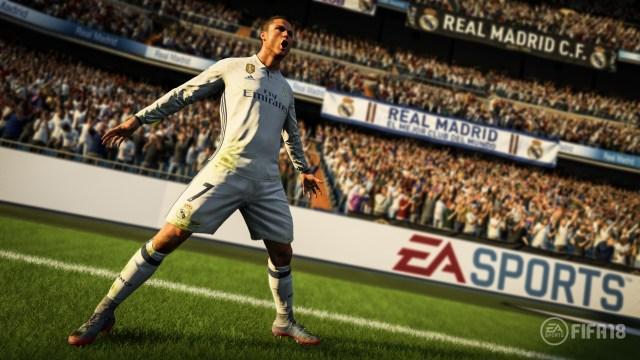 FIFA 18 - RONALDOOOOO