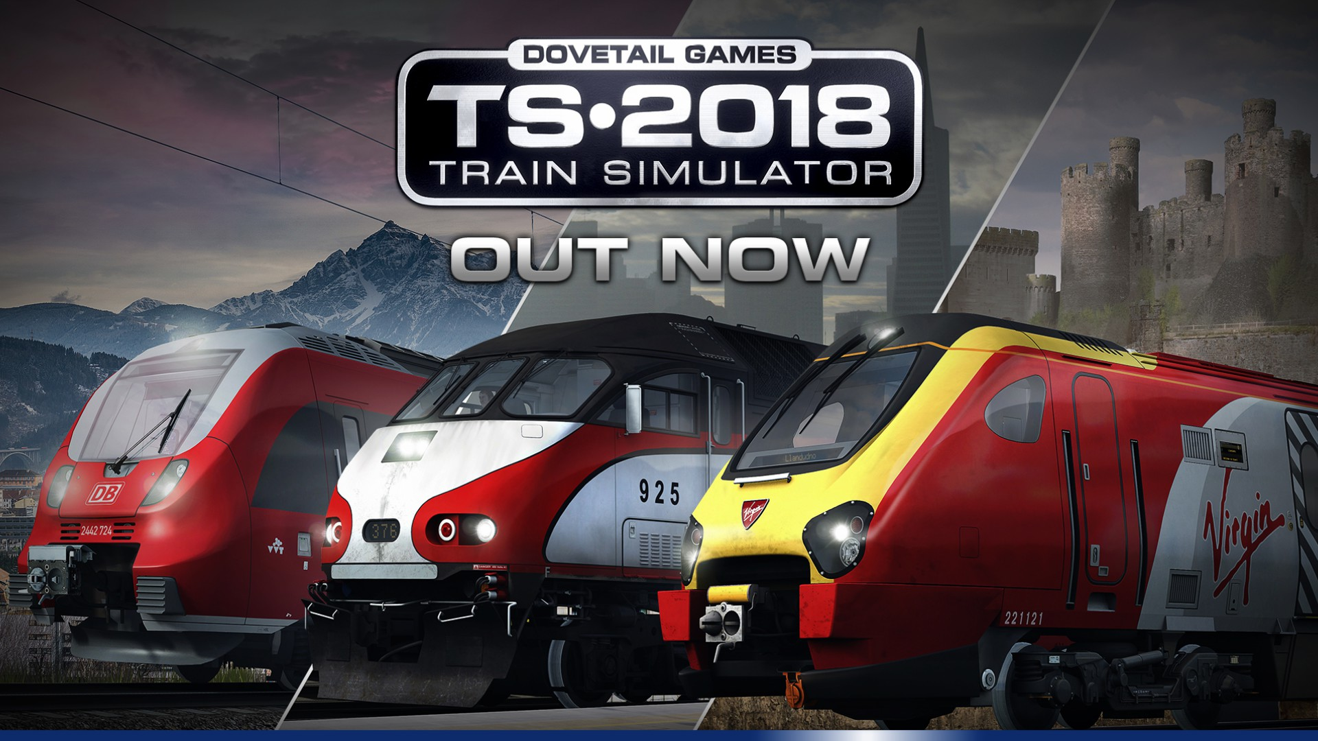 Train Simulator 18 Review Knobs, Levers and Buttons