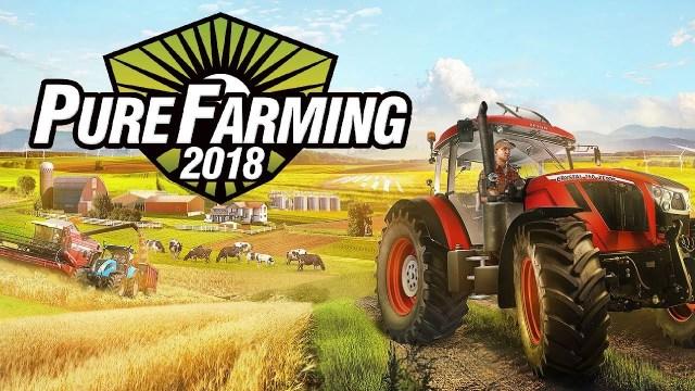 pure farming 2018