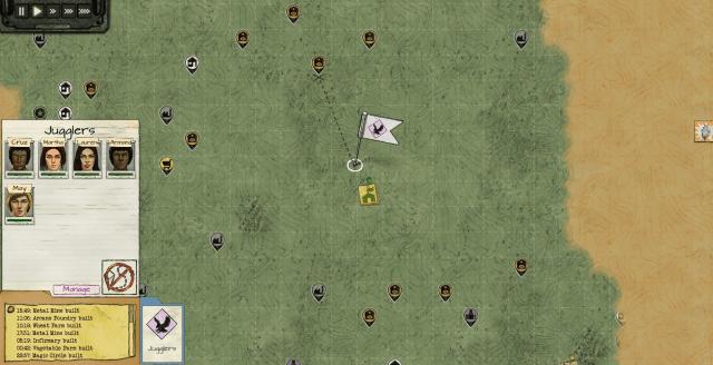 map, squad, attack