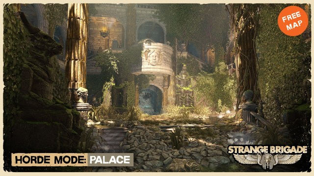 Strange Brigade - New Horde Level