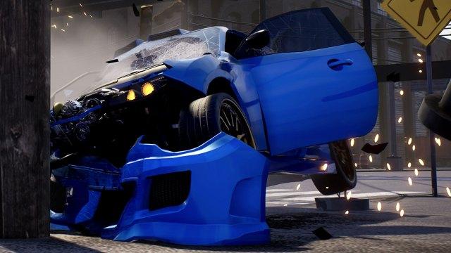 Super Street - Crash