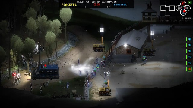 Riot: Civil Unrest PS4 Review - Clash Of The Pixel People