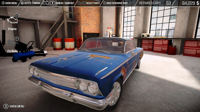 Car Mechanic Simulator - Barn Find
