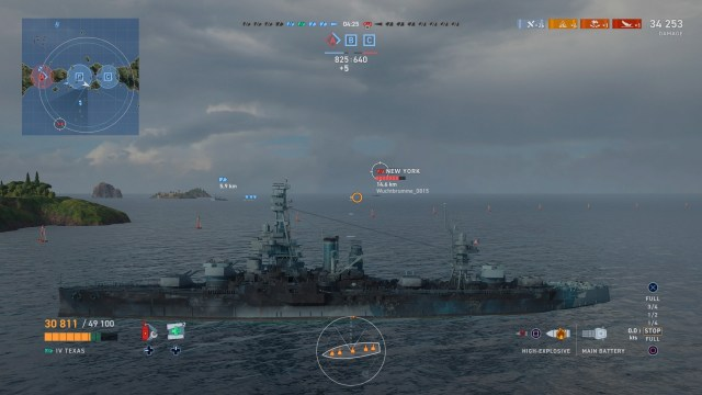 World Of Warships Legends PS4 Review - Hey You Sank My Battleship!