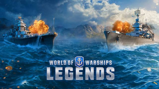 World of Warships Legends