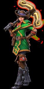 Pagan Online -Valeria, The Royal Assassin