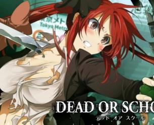 Dead or School title image