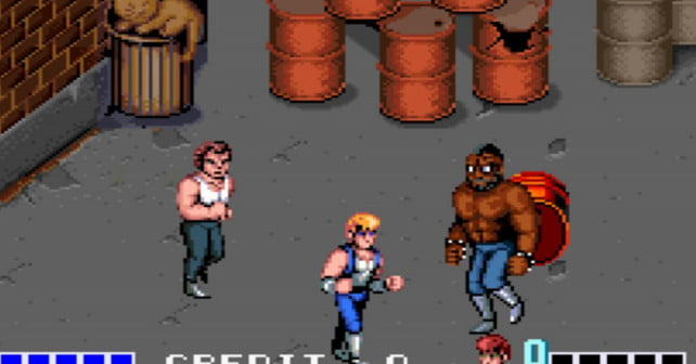 10 Great Side-Scrolling Arcade Beat 'Em Ups Of The 80s And