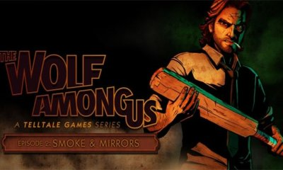 The Wolf Among Us: Episode Two - Smoke and Mirrors