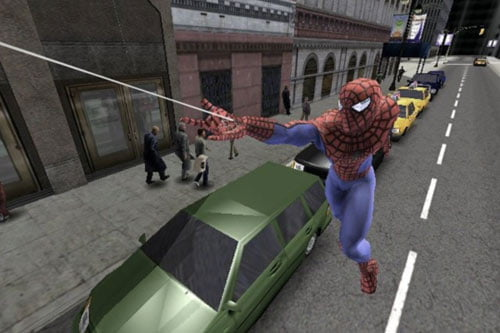 Spider-Man 2 PS2 and Gamecube