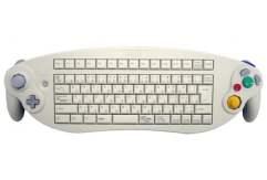 GameCube ASCII Keyboard