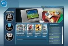 Nintendo WFC Website
