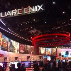 E3 2015 - Square Enix Booth