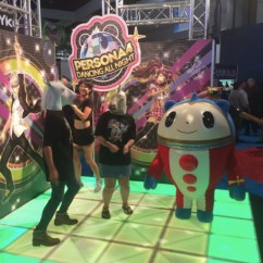 E3 2015 - Persona 4 Dancing All Night
