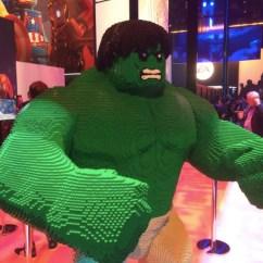 E3 2015 - Lego Hulk