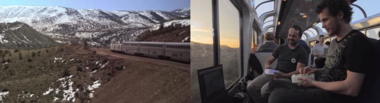 GameLoading development train