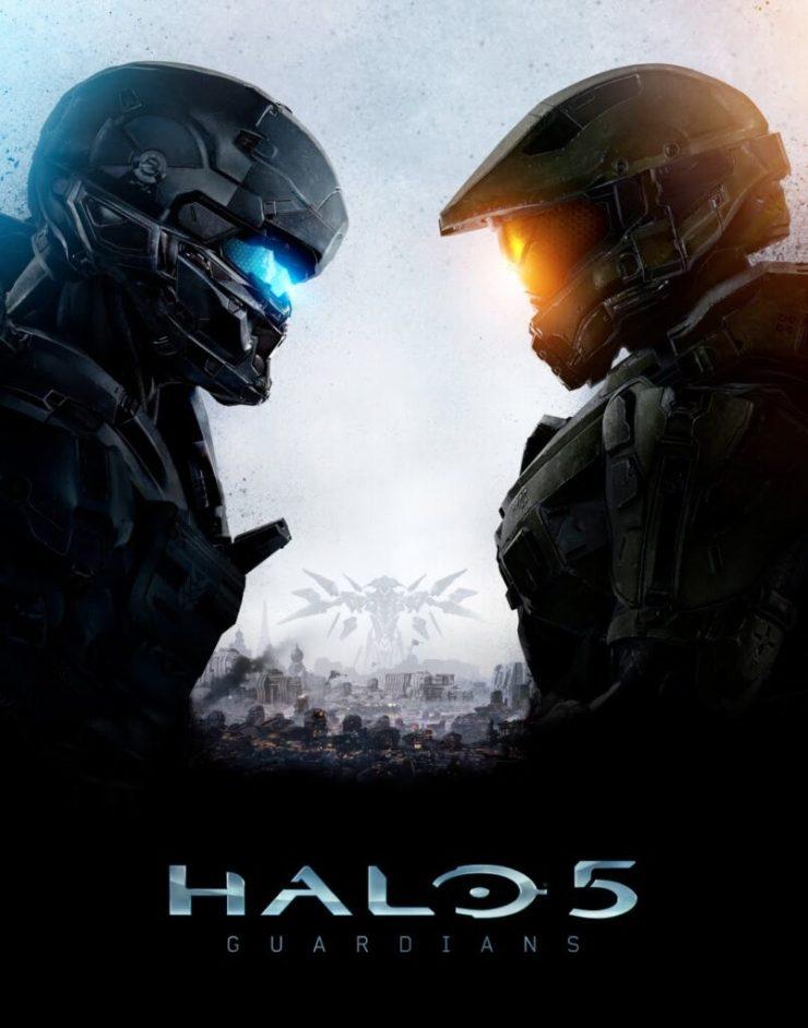 Halo 5: Guardians pack shot teaser