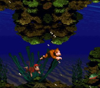 Donkey Kong Country Coral Capers