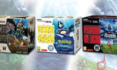 New 3DS Bundles