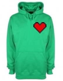 Zelda Heart Container hoodie