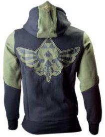 Zelda Hylian Crest hoodie