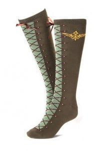 Zelda 'Link's Boots' socks