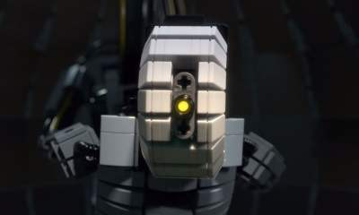 LEGO Dimensions Portal - LEGO GLaDOS
