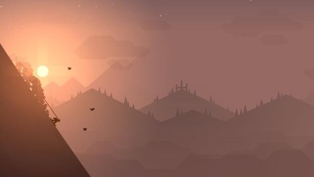 10 Best-looking games of 2015 - Alto's Adventure