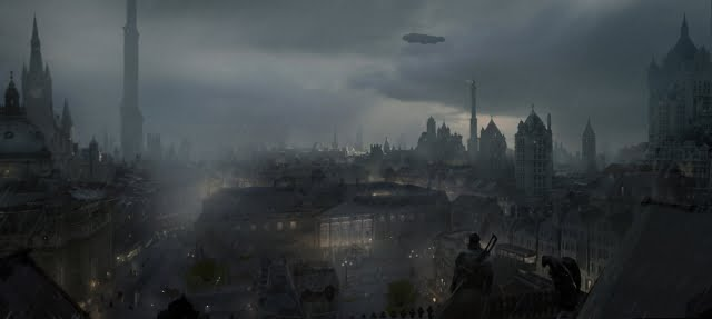10 Best-looking games of 2015 - The Order: 1886