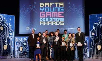 BAFTA Young Game Designers - Winners and Presenters