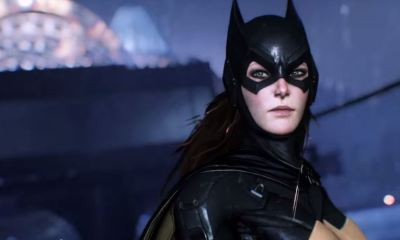 Be the Batgirl in Batgirl: A Matter of Family