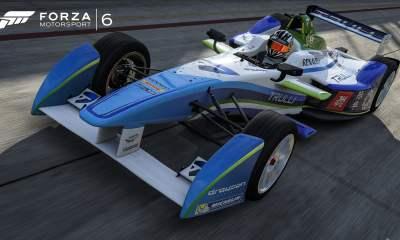 Forza Motorsport 6 Formula E