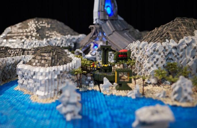 Halo 5: Guardians Mega Bloks photo 01