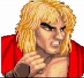Street Fighter II Ken