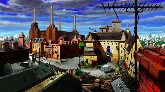 Broken Sword 5 – The Serpent's Curse –Battersea