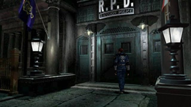 10 best zombie games - Resident Evil 2